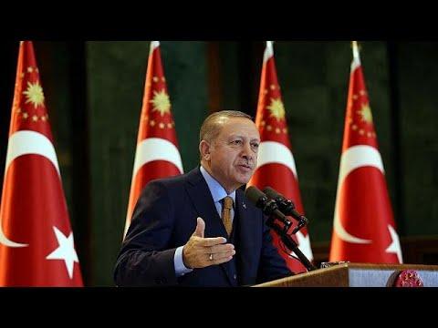 Με ενδεχόμενη επιχείρηση στην Αφρίν απειλεί ο Ερντογάν