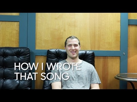 How I Wrote That Song: Mike Posner