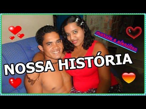 Historias de amor - COMO TUDO COMEÇOU  NOSSA HISTÓRIA DE AMOR EU E ELE CONTANDO
