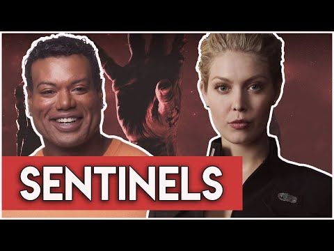 Who Are the SENTINELS? Stargate Actors Star in New Project