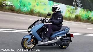 6. 2018 YAMAHA S-MAX 155 ABS 擇�的�件......安全感