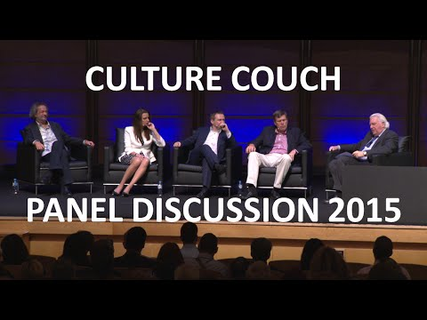 Culture Couch - Panel Discussion - 2015 Human Synergistics Leadership & Culture Conference