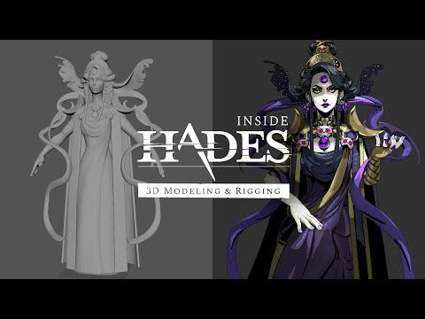 Inside Hades - 3D Modeling & Rigging