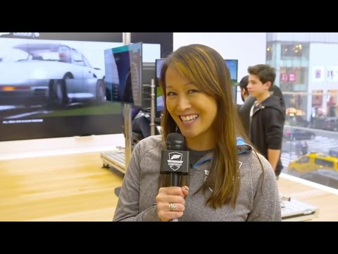 Verena Mei Hosts The 2017 Forza Racing Championship NY Invitational Live!