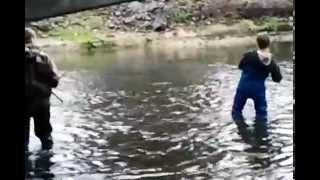 6. salmon fishing oregon