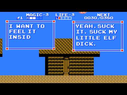 Zelda a sex