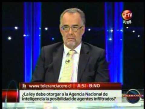 Programa Tolerancia Cero de Chilevisión