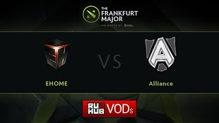 EHOME vs Alliance, game 1