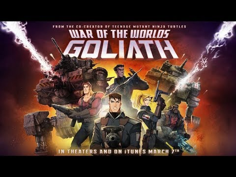 War of the Worlds Goliath (2014)  - full review
