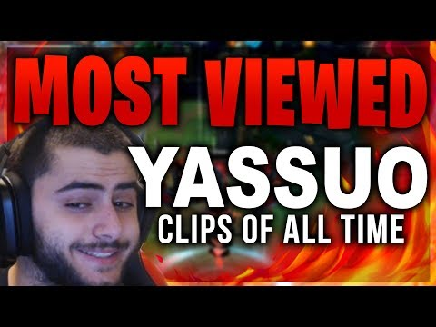 *top 20* Most Viewed Clips Of Yassuo