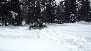 10. Artic cat snowmobile!!!