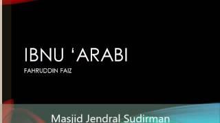 Video NGAJI FILSAFAT: ILLUMINASI IBNU ARABI (1) MP3, 3GP, MP4, WEBM, AVI, FLV Maret 2019
