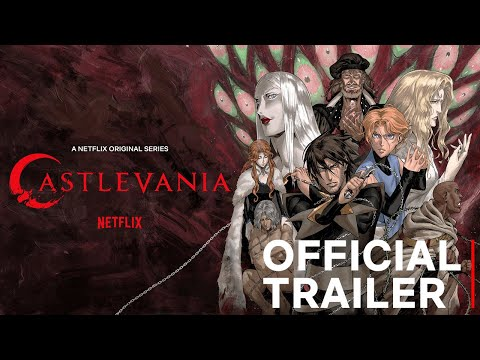 CASTLEVANIA Season 3 Trailer