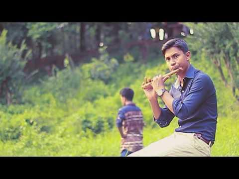Ki Jadu Korila Flute Version by Munna ( কি জাদু করিলা পিরিতি শিখাইলা )