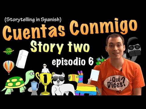 Cuentas Conmigo (Temporada 2) - Episodio 6 (Vergangenheit)