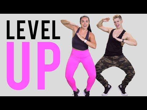 """Level Up"" By Ciara - Dance Fitness With Jessica Ft. The Fitness Marshall"