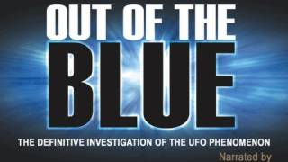 UFOs OUT OF THE BLUE