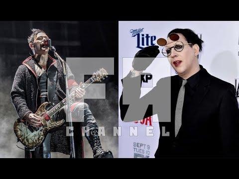 Слухи о распаде Rammstein.Manson уходит в политику!Би2&Oxxxymiron.Новости,релизы.
