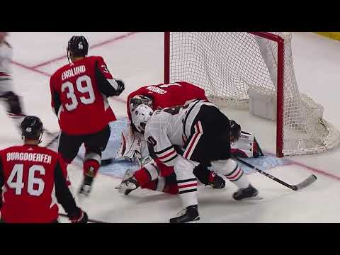 Video: Chicago Blackhawks vs Ottawa Senators | NHL | SEP-21-2018 | 19:30 EST