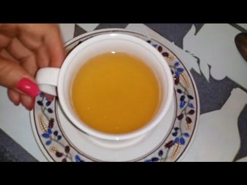 Tè milagroso para la tos