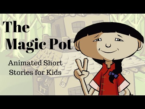 The Magic Pot (Animated Stories For Kids)