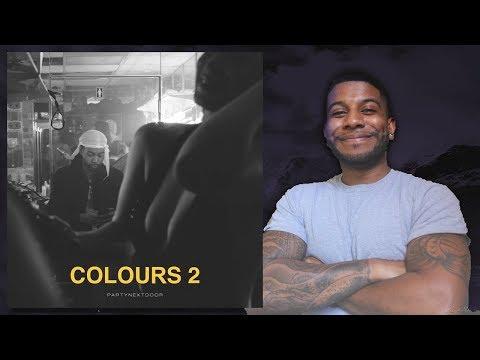 partynextdoor colours 2 ep zip download