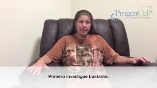Knee Osteoarthritis Stem Cell Treatment Patient Testimonial (Spanish Subtitles)
