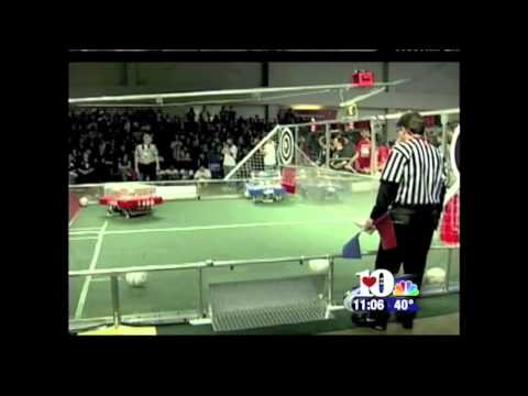 MNSBC - Webb Robotics on the news in 2010.