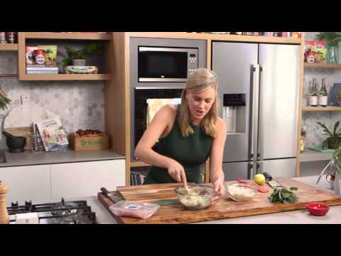 La Ionica Stuffed Chicken Breast | Everyday Gourmet S6 E8