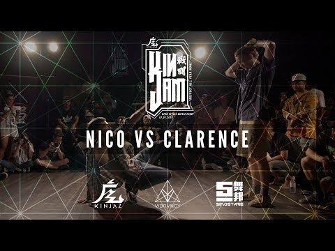 Nico Vs Clarence [TOP 16] | KINjam LA 2018 [@VIBRVNCY 4K] - Thời lượng: 4 phút, 7 giây.