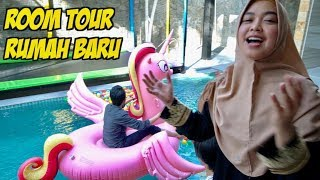 Video PERTAMA KALI ROOM TOUR RUMAH BARU DI BAJAK USTAD SYAM..... PART 2 MP3, 3GP, MP4, WEBM, AVI, FLV Januari 2019
