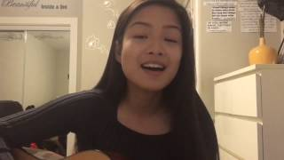 Video Versace on the Floor - Bruno Mars (cover by Andrea Tabo) download in MP3, 3GP, MP4, WEBM, AVI, FLV Februari 2017