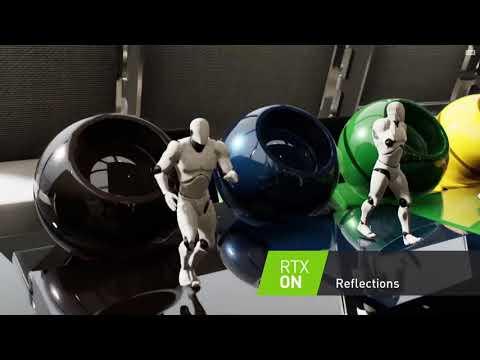 Nvidia Quadro RTX de