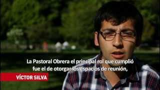 Cuenta tu tesis 2013: Movimiento sindical y apoyo de la Vicaría Pastoral Obrera