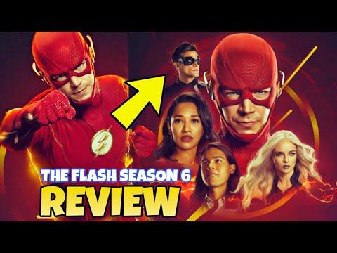 The Flash Season 6 Full Season Review! Was it Actually Good?