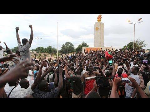 Μπουρκίνα Φάσο: Πραξικόπημα της προεδρικής φρουράς