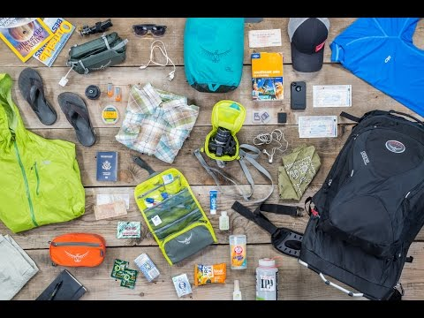 Osprey Packs | Packing with Osprey Accessories