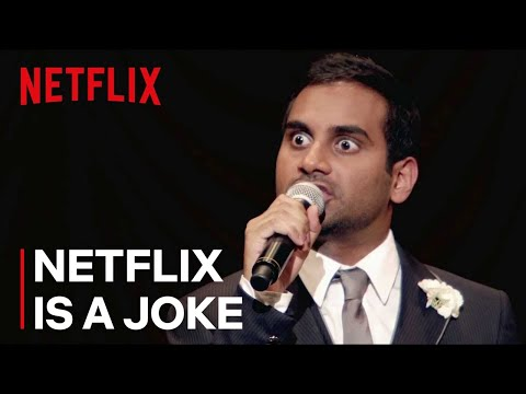 Ansari - Marriage is an insane proposal! Watch an exclusive clip from Aziz Ansari's newest standup special