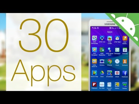 30 MEJORES APPS PARA ANDROID
