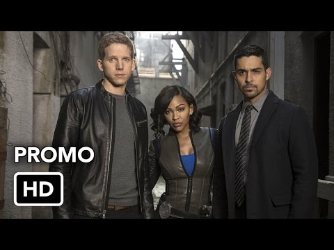 Minority Report 1.08 (Preview)