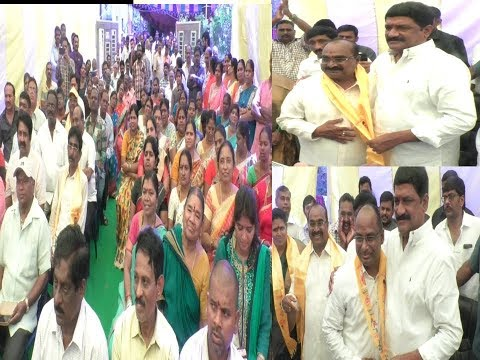 Joining in TDP North Constitution Gavara Community in Visakhapatnam,Vizag Vision...