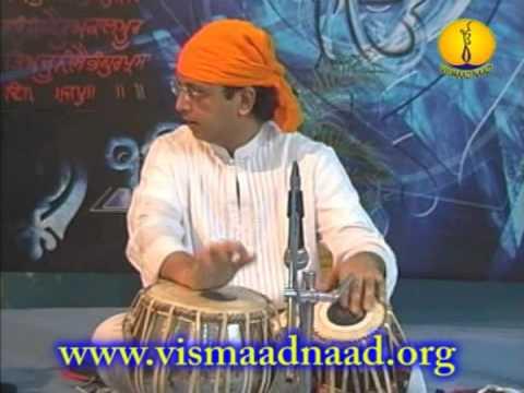 Tabla Solo: Pandit Yogesh Samsi at Jawaddi Taksal