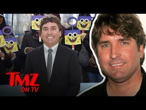 Spongebob Creator's Ashes Spread Into The Sea | TMZ TV