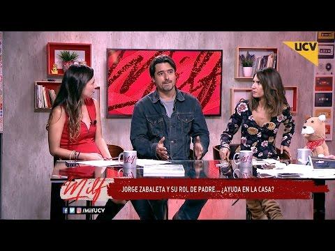 video Jorge Zabaleta cuenta cómo es en su casa y la relación con sus 3 hijos