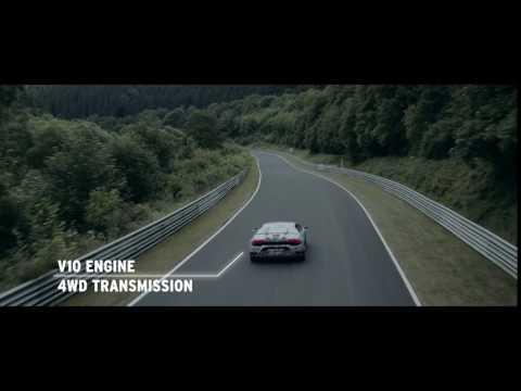 Lamborghini Huracan Performante Breaks Record at Nurburgring