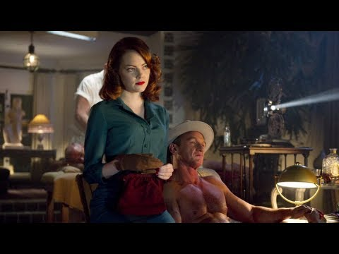 Gangster Squad Featurette 'Righteous'