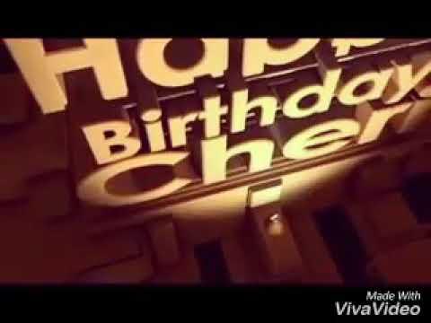 Funny birthday wishes - Happy birthday cheri