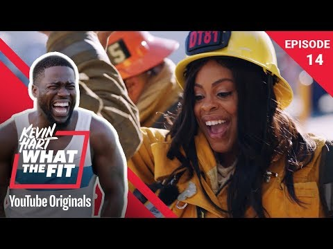 Firefighting with Niecy Nash | Kevin Hart: What The Fit Episode 14 | Laugh Out Loud Network - Thời lượng: 12:20.