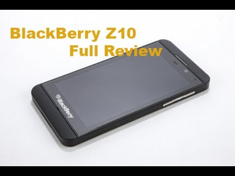 Mobile Phone - After countless delays the BlackBerry Z10 has finally been released. Was it worth the wait? Watch the review to find out. Please thumbs up, comment and subsc...