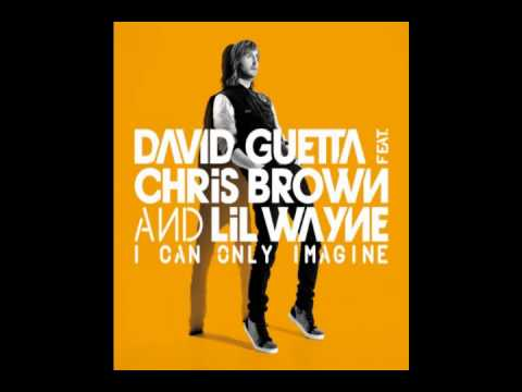 David Guetta feat Lil Wayne & Chris Brown - I can only imagine [OFFICIAL VIDEO] HD